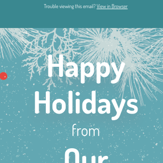 Happy Holidays from Expert Staffing